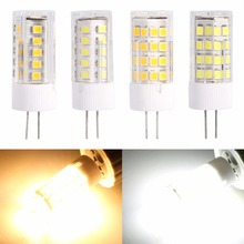 Buy 1Pc G4 LED Lamp Beads Bulb 33/51 LEDs 220V 3/5W 2835 51LEDS Warm/Cool White Low Power Consumption Party Home Decoration for $1.41 in AliExpress store