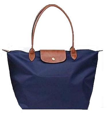 Women shoulder bags WaterProof leather folded messenger nylon bag dumplings travel tote hopping folding Cosmetic school handbags(China (Mainland))
