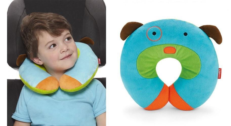 Дорожная подушка для ребенка своими руками 65
