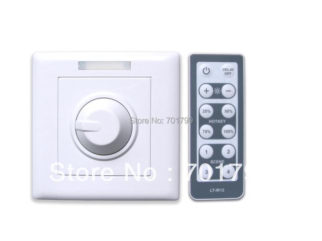 LT-3200-6A;LED dimmer,DC12-48V input,6A*1channel output