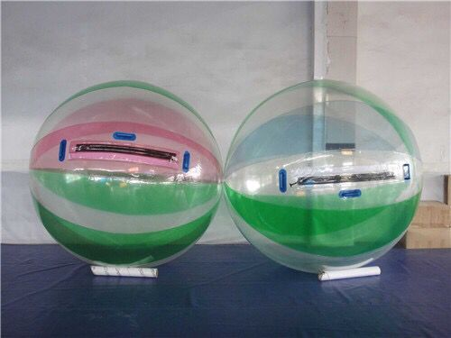 Factory price new inflatable water walking ball/ inflatable water roller ball/zorbing water ball(China (Mainland))