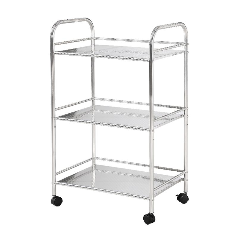 Multifunction Stainless Steel Kitchen Shelving Shelf