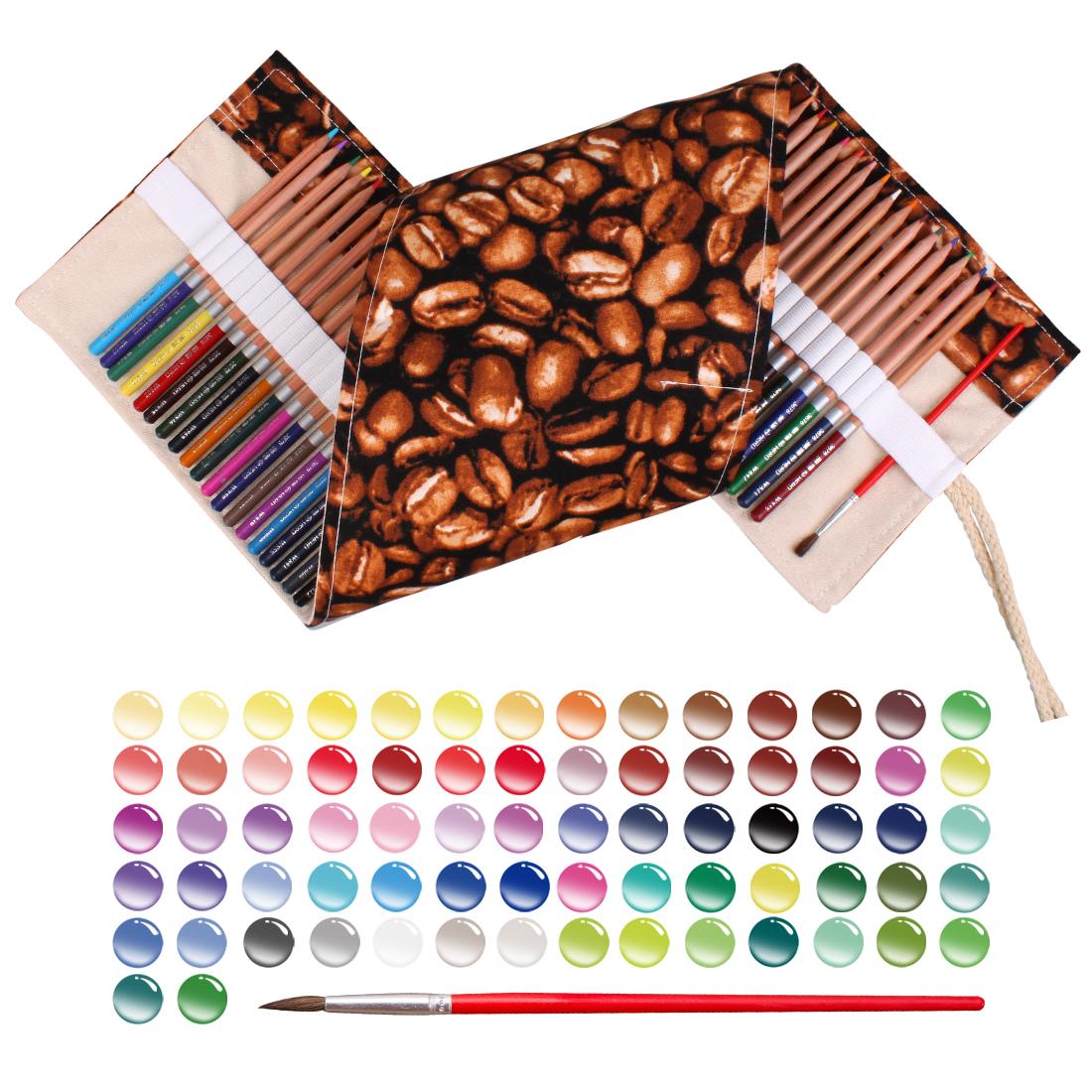 Coloring book untuk dewasa - China Hero Best Watercolor Pencils 72 Colored Pencil For Adult Coloring Books Art Sketching Water Color