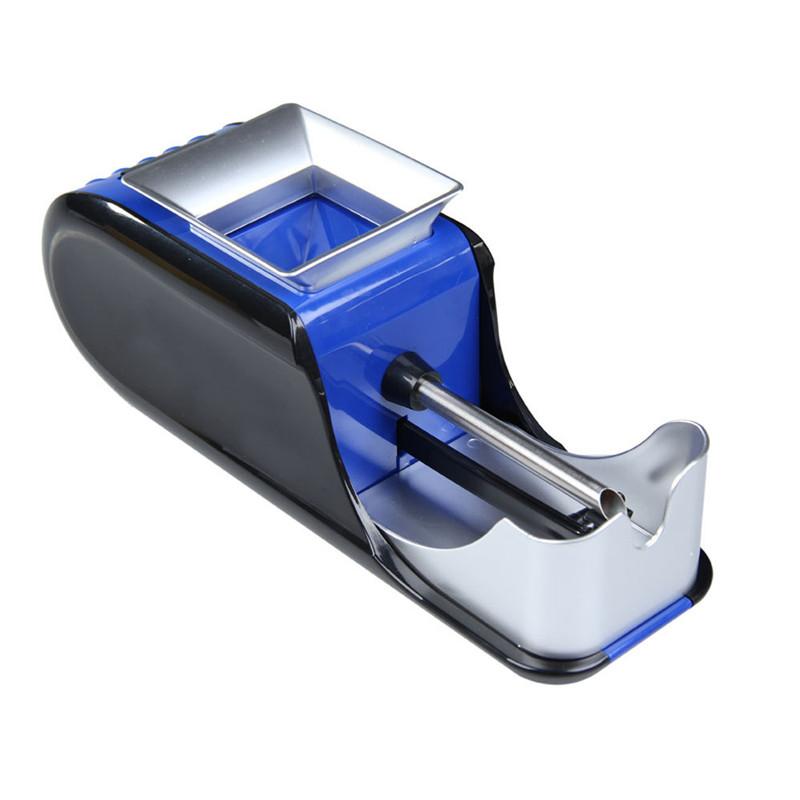 Электрическая сигарета Роллинг Инжектор табака ролика машина Создателя синий переменный ток 230 В АСАФ