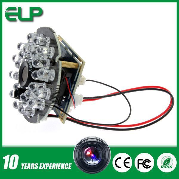CCTV USB camera Manufacturer VGA CMOS OV7725 IR cut & IR LED board usb web camera for Linux ,Android,Windows(China (Mainland))
