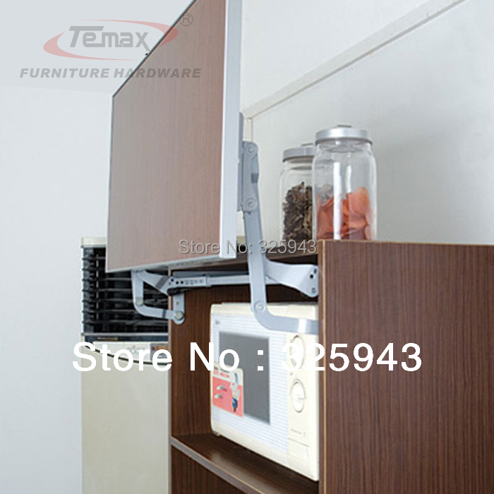 Furniture Cabinet Soft Close Lift Up Gas Support System For Cabinet Cupborad Closet Hinge Damper(China (Mainland))
