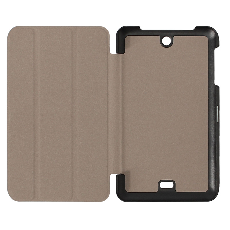 Ultra Slim Leather Tablet Protective Case Foldable Stand Cover Dirt Resistant Shell for Acer Iconia One 7 B1-770 7'' Tablet PC(China (Mainland))