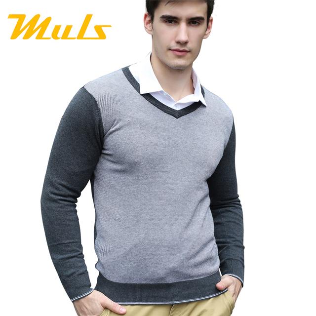 Свитер мужчин пепе джинсы камень поло хлопка тянуть пуловеры mannen kleding trui ...