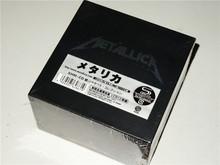 Nueva METALLICA completo sistema de la caja sellada 13CD japón álbum de fotos caliente venta cd de música fábrica a estrenar
