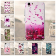 Buy Phone Cases Lenovo Vibe K5 Covers K5 Plus Lemon 3 A6020 Bags Lenovo K5 Soft TPU Silicon Flowers Case Lenovo 6020 for $1.80 in AliExpress store