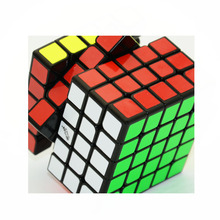 Qiyi(Mofangge) Wushuang 5*5*5 Speedcube 5-Layer Magic Cube Speed Puzzle Cubes 5x5x5 Cube Free Shipping Drop Shipping(China (Mainland))