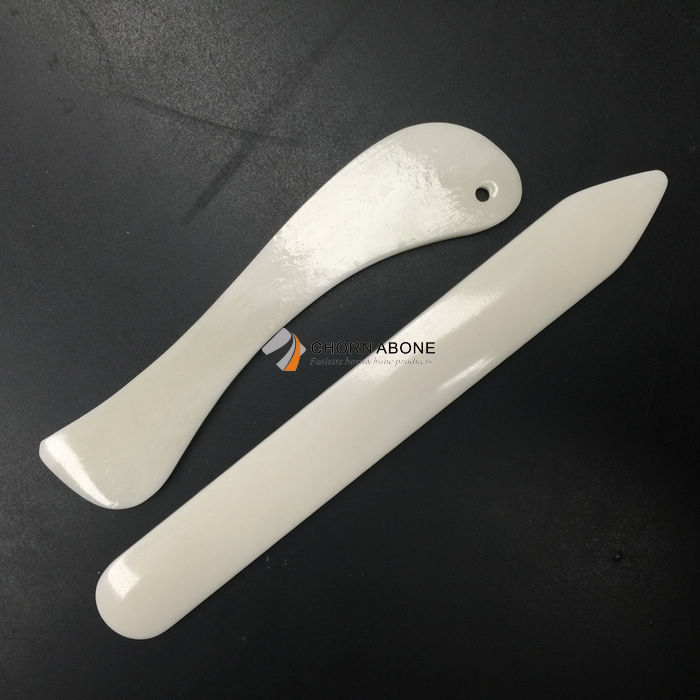 "2PCS genuine Paper Creaser ""Bone Folder"" Set -Great for Paper Crafts, Card Making and Office Supplies CHORN ABONE(China (Mainland))"