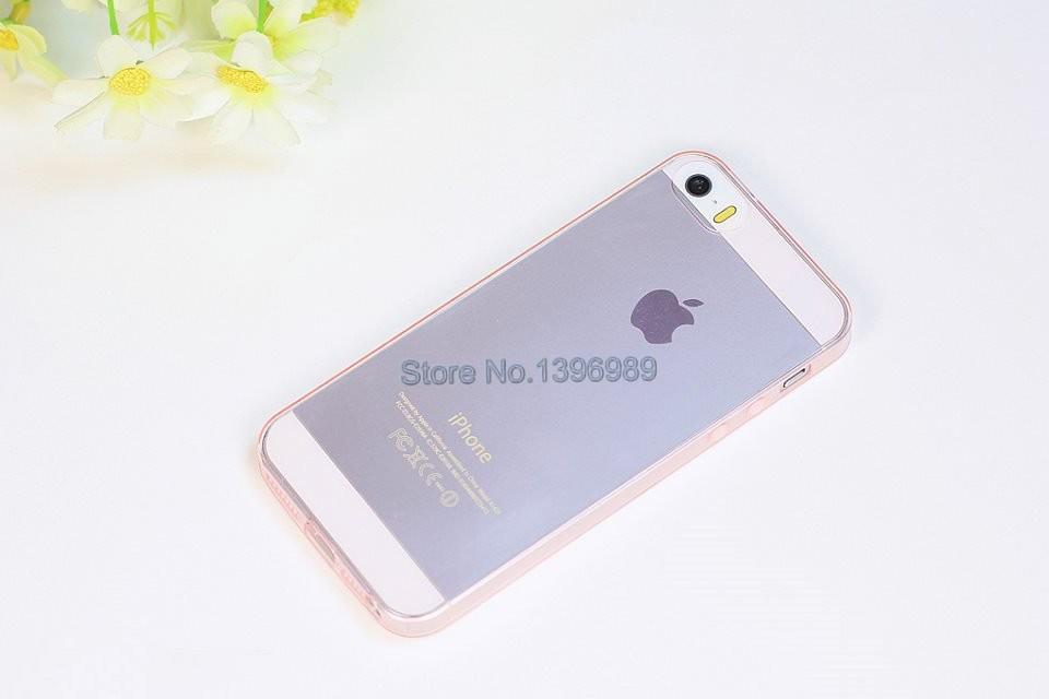 2014 New Slim Nonslip Inner TPU Case iPhone 5S - Phone-Case-Membrane-Home store