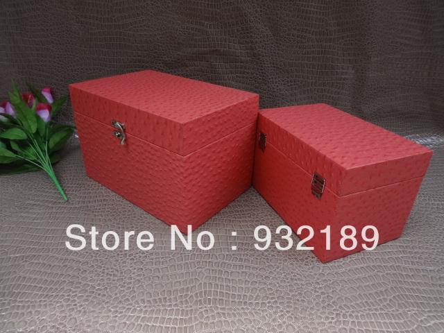 A Mini Treasure Chest Design Trinket Box,Mini Antique wooden box(China (Mainland))
