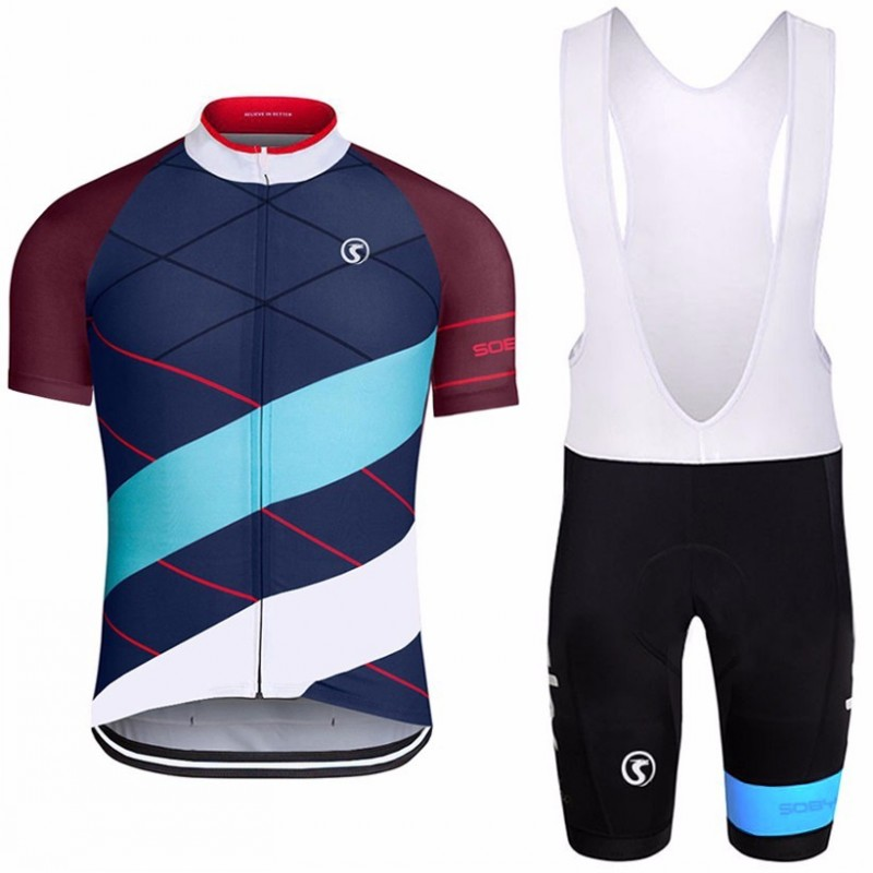 2016 pro sky cycling jersey set 100% polyester quick dry team sky jersey bike(China (Mainland))