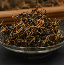 Dianhong Black Tea, Premium Black Tea Yunnan, Chinese Black Tea Dian Hong