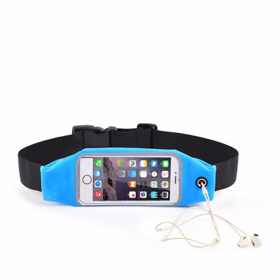 Waterproof Waist Bag Sports Running Case For iPhone 6 Cover Nylon Outdoor Pocket For Apple 6 6s Plus Phone Cases Accessories