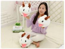 Buy New LOL Poro plush toy Poro Doll Legal Edition High 25 cm 1pcs SUPER CUTE& SOFT &HIGH QUALITY Kids Toys Gift for $7.26 in AliExpress store