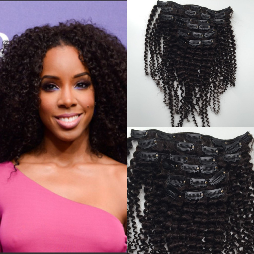 Natural Hair Clipin And Weft Extensions Curl Sistas Hair Satukisfo
