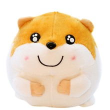 Free-shipping-25cm-Cute-voles-Plush-Hamtaro-animal-doll-hamster-plush-soft-toy-baby-gift-1pc
