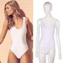 fashion Style Sexy Monokini Swimsuit One Piece Swimwear Fashion Bandage Bodysuit Backless Thong Bottom Bathing Suits 2015 new(China (Mainland))