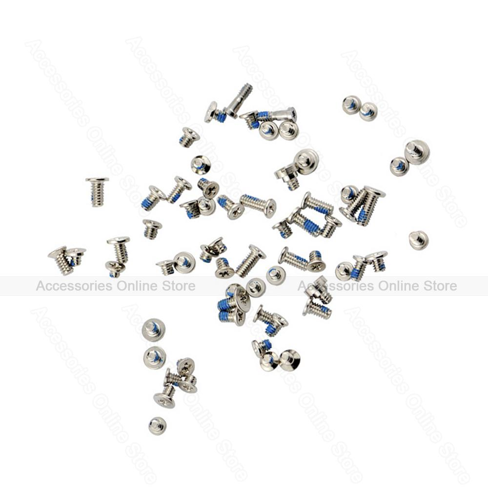 Original Housing Bezzel Factory Outlet Full Set Screw Screws Parts for iPhone 6s 6 Plus 5s 5c 5 4 4s Screws Replacement(China (Mainland))