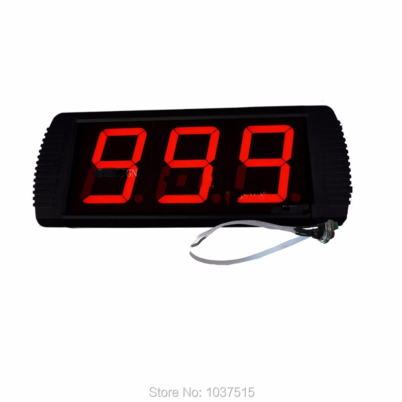 led message clock c17d2290 manual