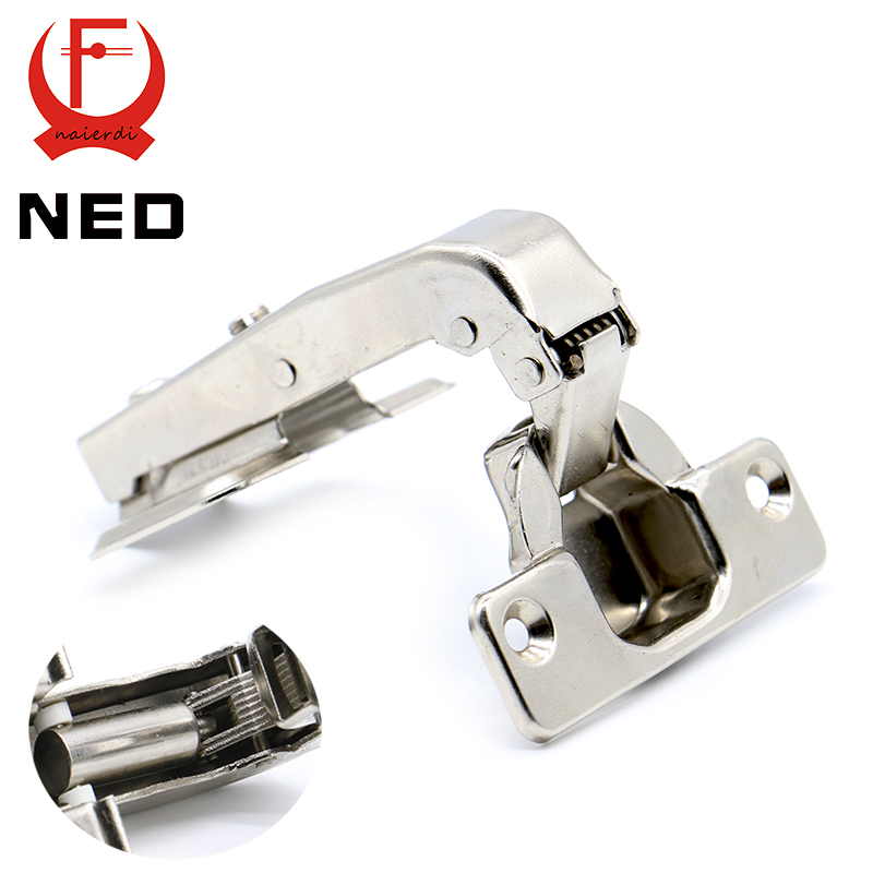 NED 90 Degree Hydraulic Hinge Angle 90 Corner Fold Cabinet Door Hinges Furniture Hardware For Home Kitchen Cupboard With Screws(China (Mainland))