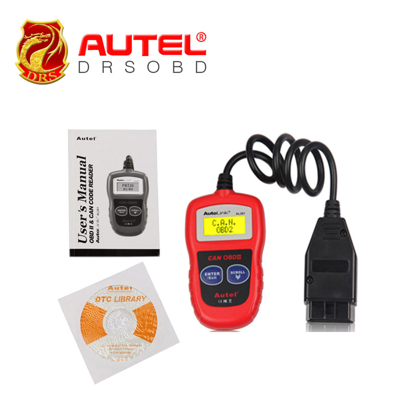 [10pcs/lot] AUTEL MaxiScan MS310 OBD2/EOBD Car Scan Tool Best Solution to Diagnose all 1996 and Newer OBD II/EOBD Vehicles(China (Mainland))