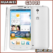 Original Huawei G610S Smart Phone MTK6589M 1.2GHz Quad Core RAM 1GB + ROM 4GB 5.0 inch Android 4.2 WCDMA & GSM Cell Phone