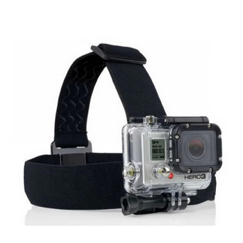 Action camera Gopro Accessories Headband Chest Head strap monopod For SJ4000 Hero 3/4 Sport Cam Professiona Mount Tripod Helmet