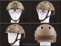 Защитный спортивный шлем OEMS Airsoft Fast helmets