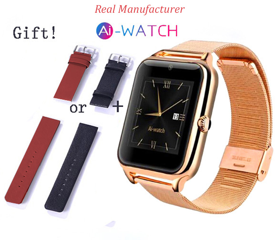 Smart Watch z50 bluetooth smartwatches camera fitness pedometer for Android xiaomi huawei sony Samsung mobile phone(China (Mainland))