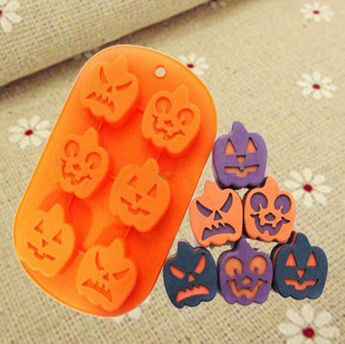 Halloween Cake Pop Molds Family Baking Cake Pop Molds 6