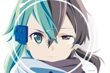 2016 Painting Sword Art Online Sinon Light Novel Japan Comics Anime Poster Fabric Print Great Pictures On The Wall For Decor
