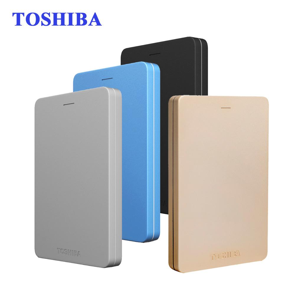 "Toshiba Canvio Alumy usb hdd 3.0 2.5"" 500gb/1tb2tb external Portable hard drive hdd hard disk disque duro externo storage device(China (Mainland))"