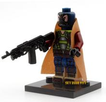 Single Sale Minifigures Sale Marvel Super Hero Avengers Iron Man Batman Deadpool Building Blocks Model Toys Compatible with lego(China (Mainland))