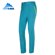 Outdoor Sport Hiking Anti-uv Climbing Quick Dry Pants Women Fishing Pantalon Trekking Mujer Senderismo Sun Protection Trousers