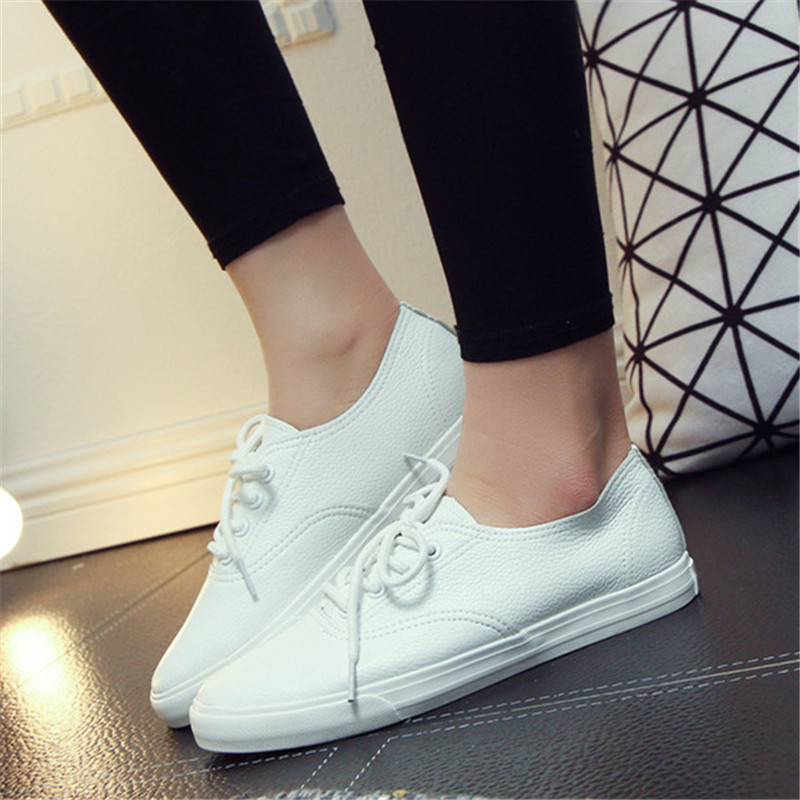 Women&Men Casual Shoes 2016 New White Shoes Summer Walking Flats Brand Shoes Chaussure Femme Unisex(China (Mainland))