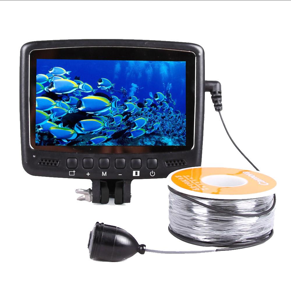 подводная камера с монитором для рыбалки