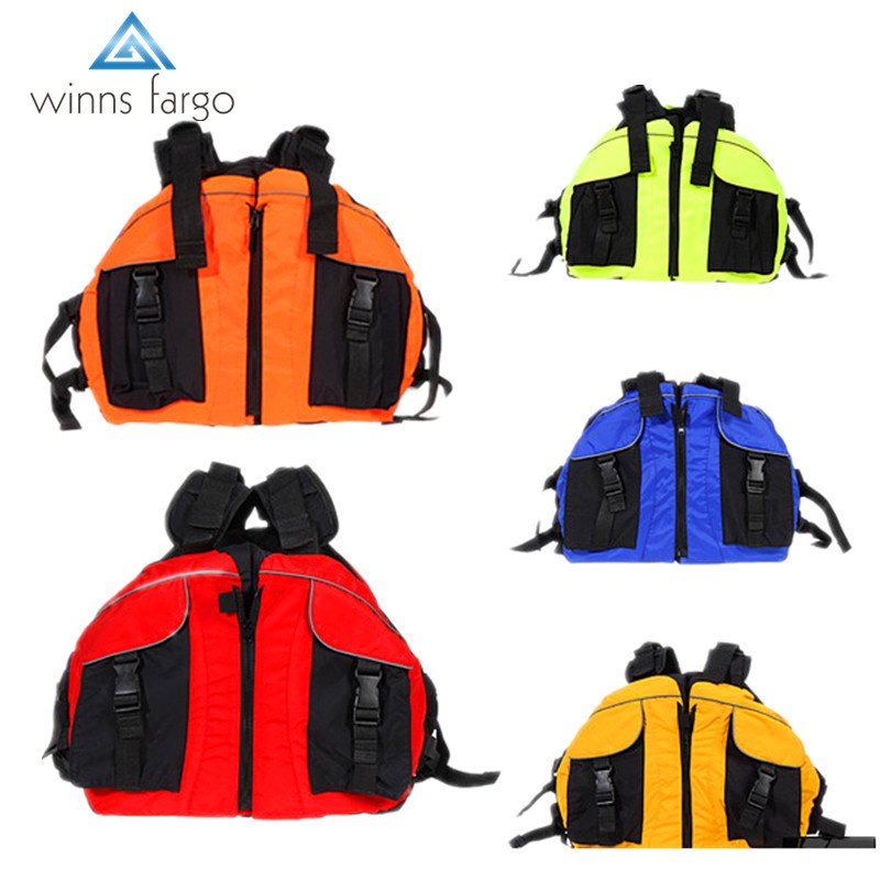 2016 New Adult Life Jacket Fishing Vest Light weigth Life Clothes for Boating Swiming Water Sports(China (Mainland))
