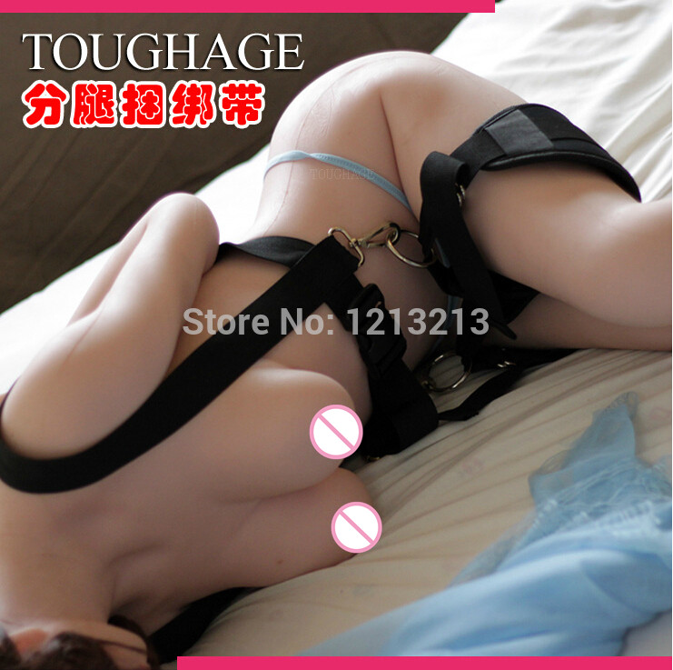 TOUGHAGE Legs & Wrists Straps Game Toys Sex Toys Set Sex Furniture, Adult Erotic Sex Products(China (Mainland))