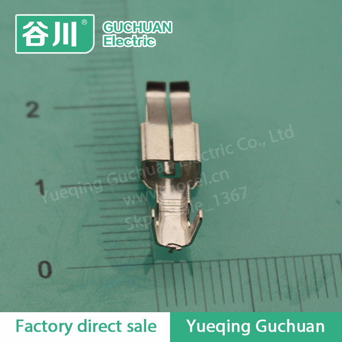 Free Delivery.DJ6212-E6.3A wire terminal Crimp terminal auto electrical female terminal connector