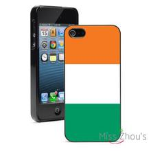 Ireland Flag Protector back skins mobile cellphone cases for iphone 4/4s 5/5s 5c SE 6/6s plus ipod touch 4/5/6