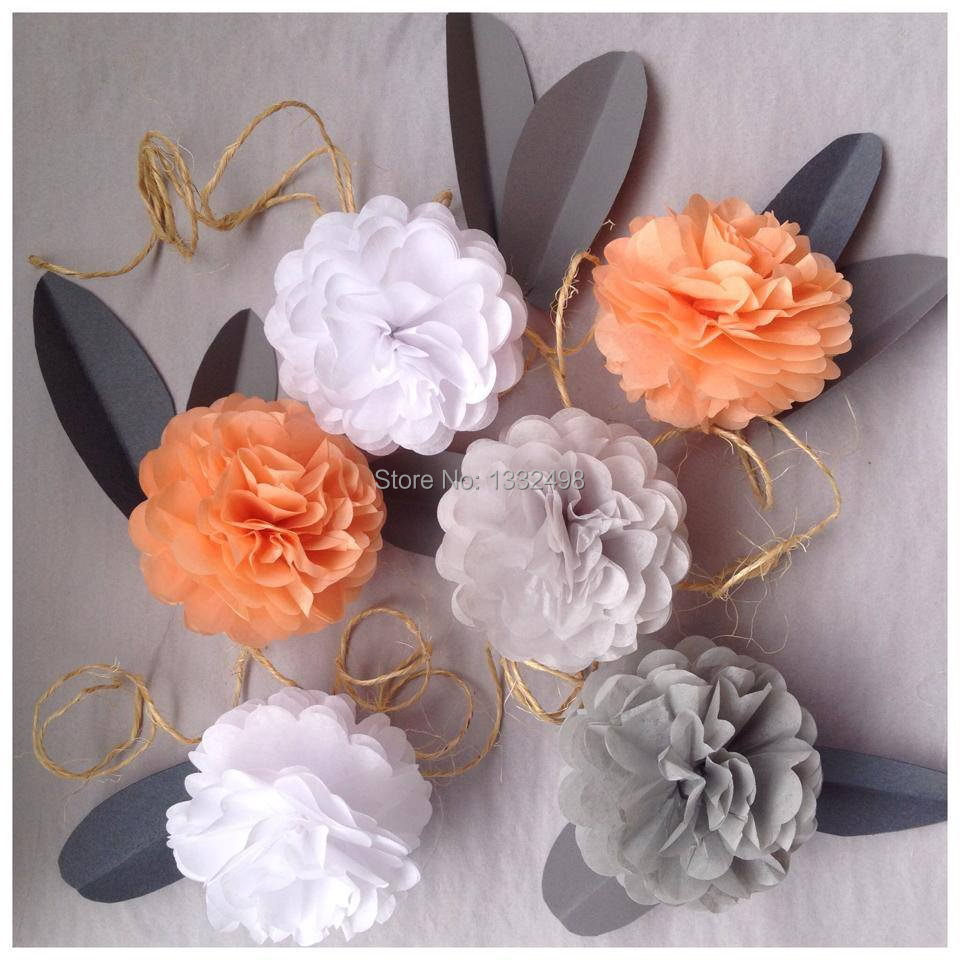 how to make tissue paper flowers for wedding Tissue paper flowers can be used for a number of occasions, and they are a great craft activity for kids and adults whether you use tissue paper flowers to decorate.