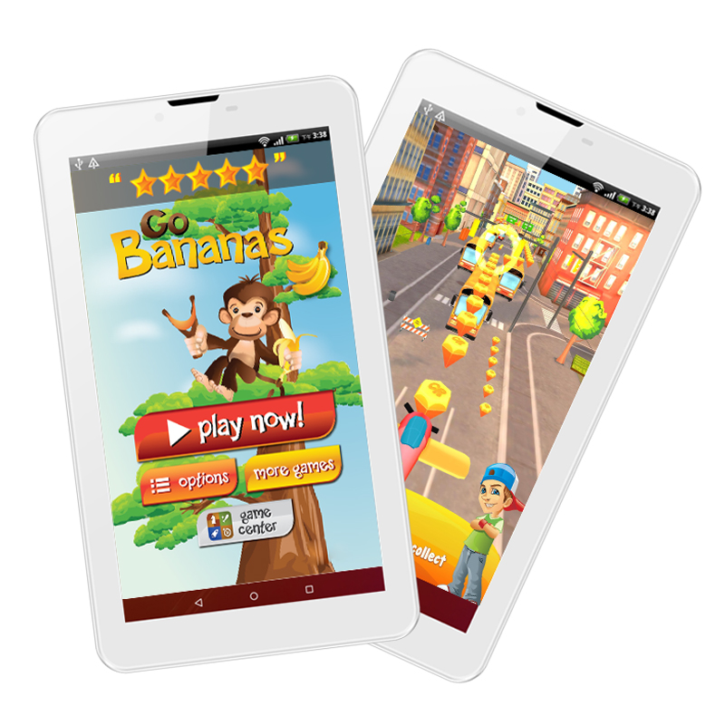 KMAX Kids Tablet 7 inch IPS Quad Core Android 5.1 Phone Call Phablet Quad Core TabletS PC GPS BT Dual Cameras home entertainment(China (Mainland))