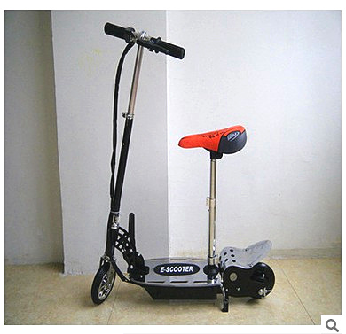 free shipping Small diamond electric scooter folding portable adult scooter electric bicycle(China (Mainland))