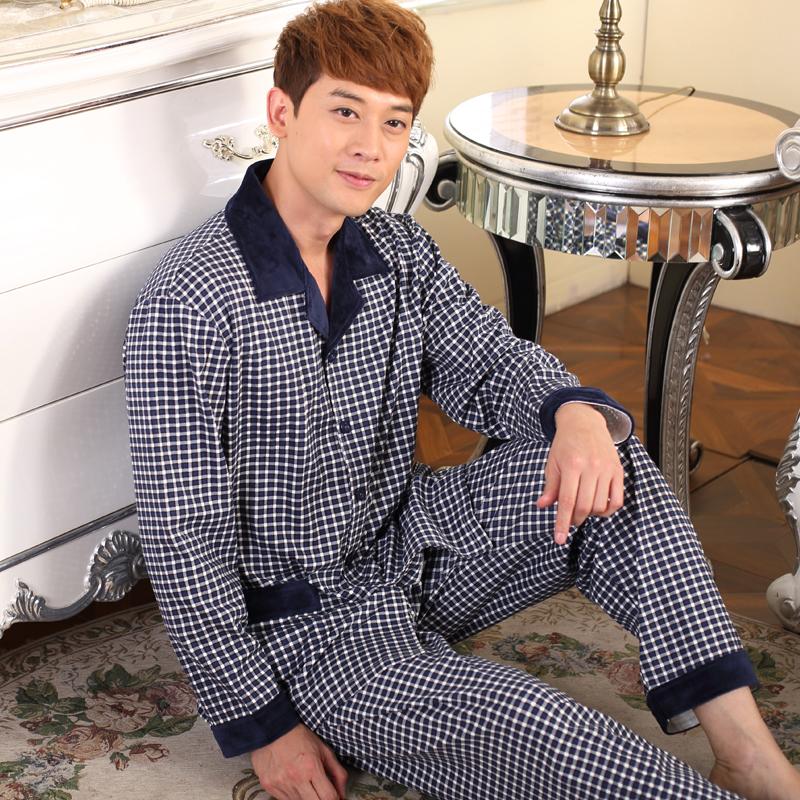 Мужская пижама 4XL 5XL