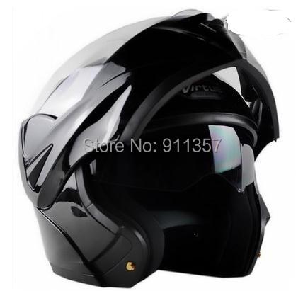 2015 New Arrivals Best Sales Safe Flip Up Motorcycle Helmet With Inner Sun Visor double lens helmet better than JIEKAI-105(China (Mainland))
