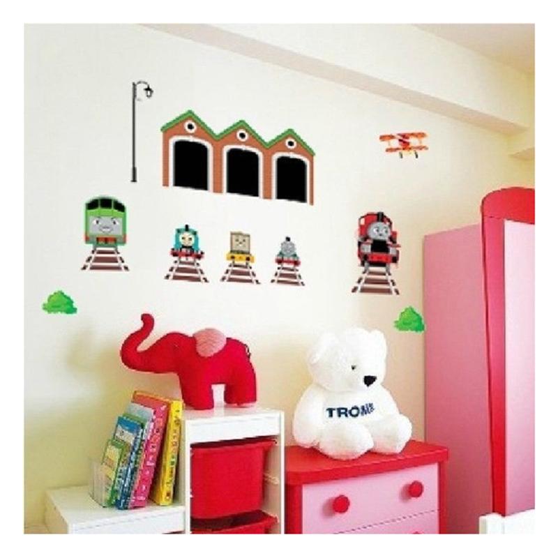 Thomas pegatinas de pared compra lotes baratos de thomas for Pegatinas habitacion infantil